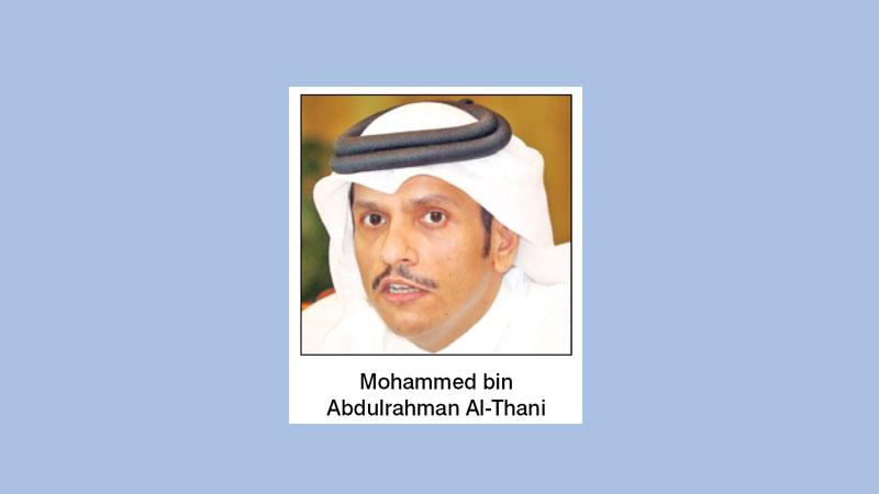 Qatar FM says 'some progress' in mending Gulf rift
