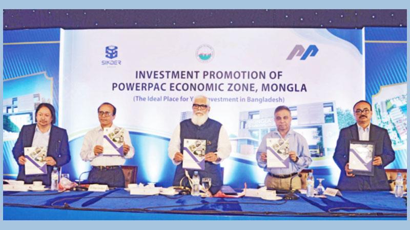 Mongla Economic Zone opens up new possibilities