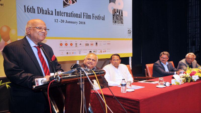 Dhaka Int'l Film Festival begins