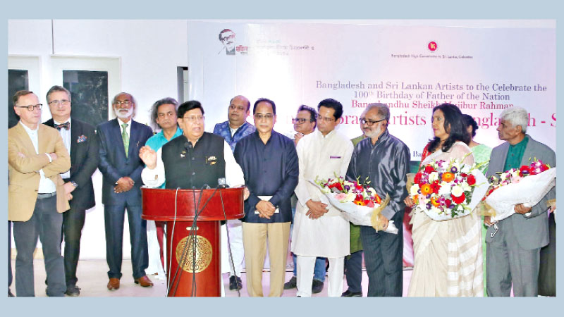 Exhibition 'Mujib Barsha' begins at Bangladesh National Museum