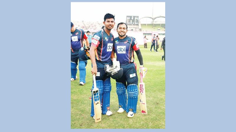 Mushfiq leads Vikings to secure top spot
