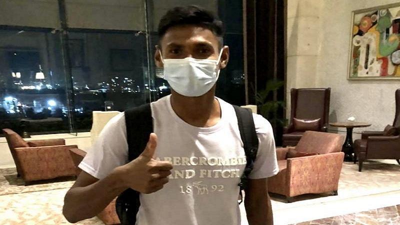 Mustafizur reaches India to play IPL