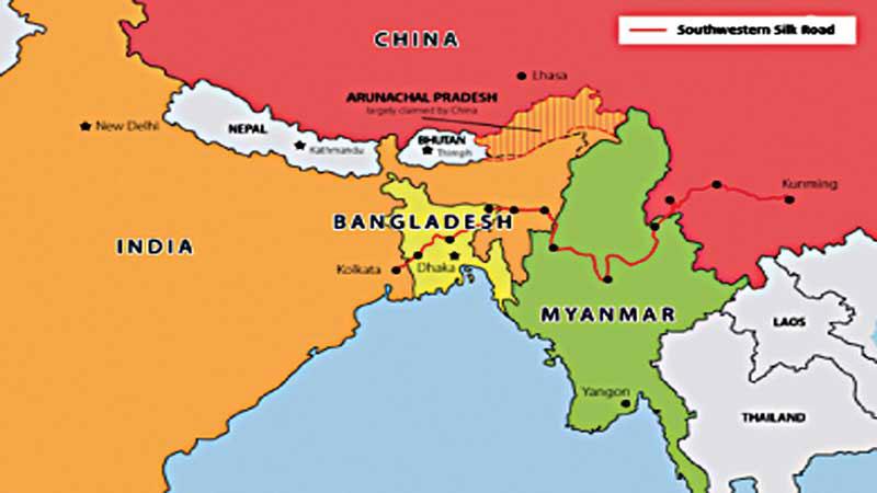 Myanmar-Bangladesh