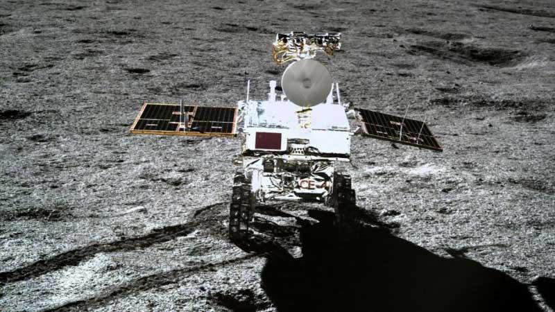 Nasa, China collaborate on Moon exploration