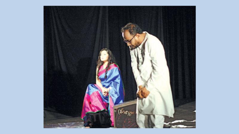 Mad Theatre to stage 'Naddiyo Natim' today