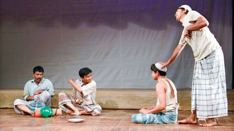 Drishtipat brings 'Nagor Alir Kichchha' on Shilpakala stage today