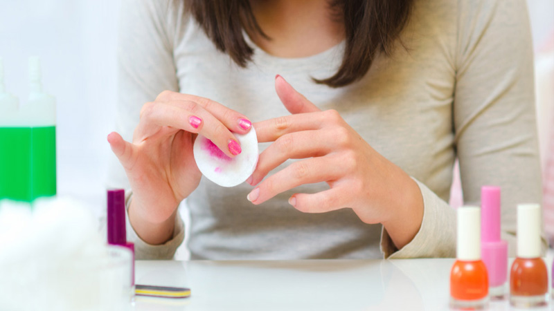 The 6 best ways to remove nail polish without a remover