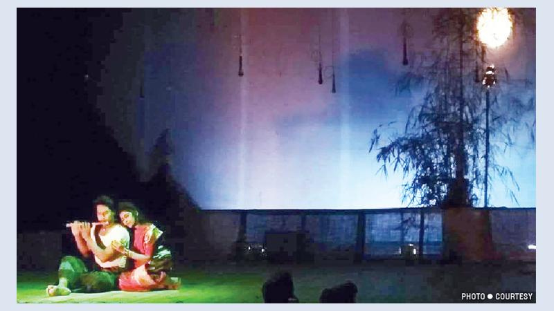 Theatre Circle to stage 'Nakshi Kanthar Math' today