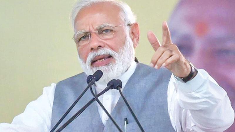 Narendra Modi springs another surprise