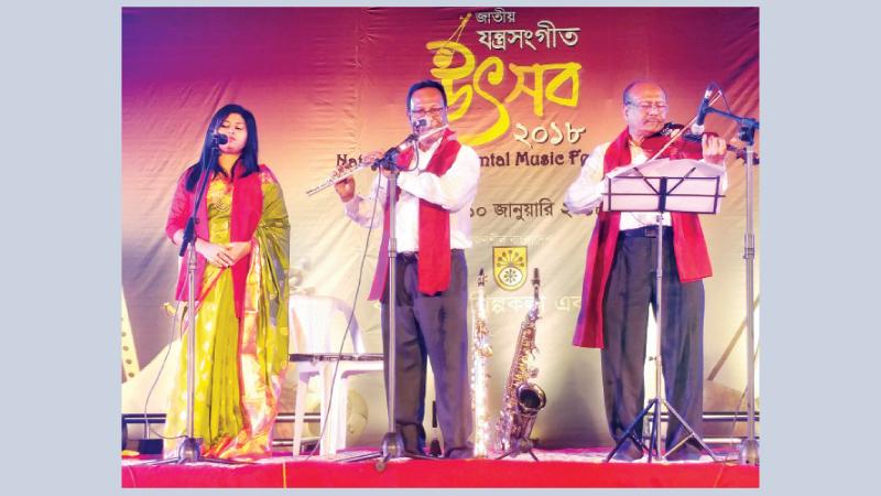 'Nat'l Instrumental Music Fest' underway at BSA