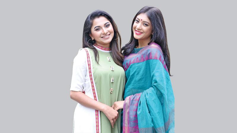 Neela lip syncs to Liza's song in 'Gohin Baluchor'