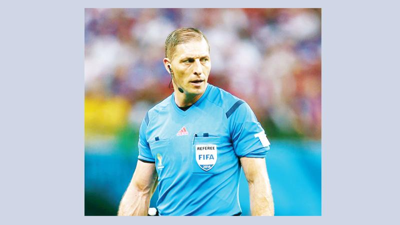 Argentinas Nestor Pitana To Referee Wc Final