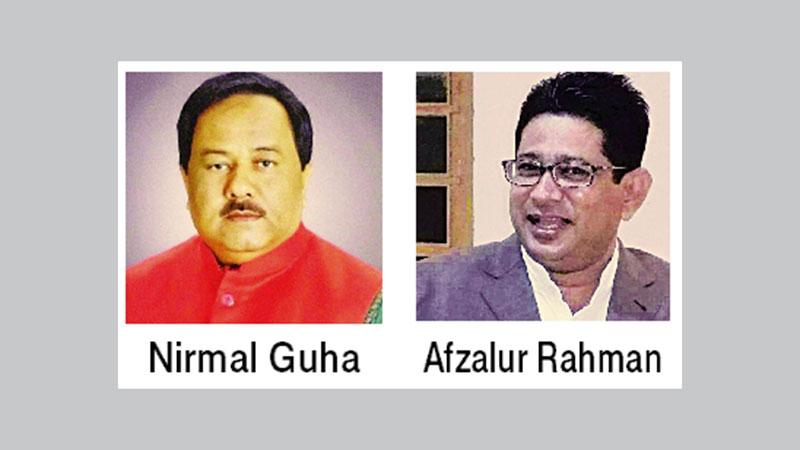 Nirmal, Afzal named new president, secy