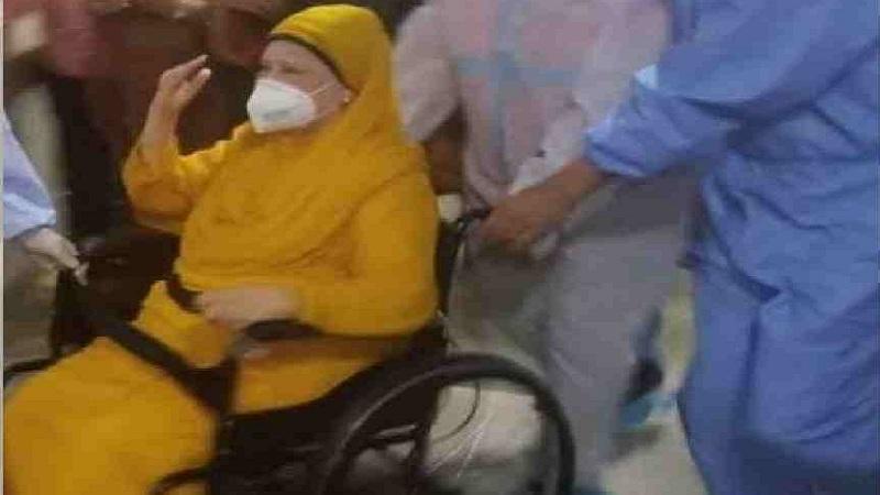 No change in Khaleda's health condition: Doctor