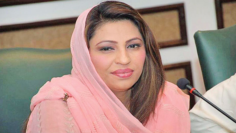 Pakistani female MP harassed in parliament ...