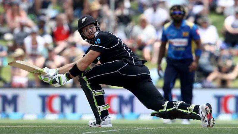 Guptill set to return for Bangladesh ODI's