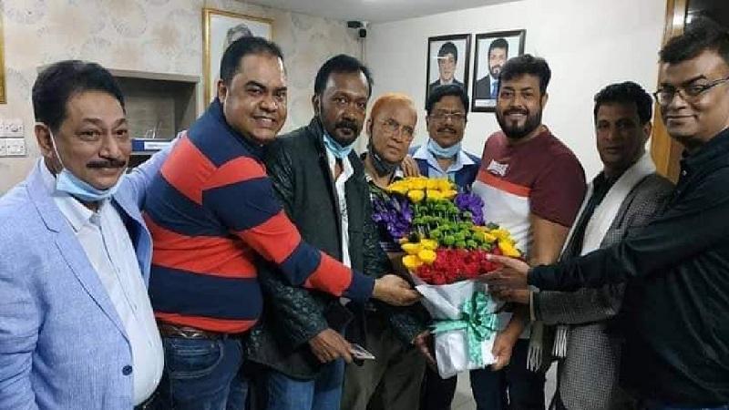 Omar Sani elected president of Bangladesh Film Club Limited