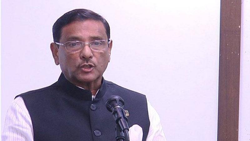 Quader urges BNP to shun conspiracy, ill politics