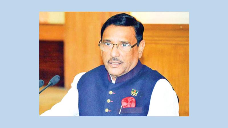 BNP desperate to regain power through dark ways : Quader