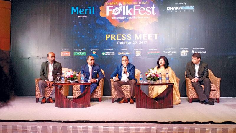 Dhaka International Folk Fest Nov 9-11
