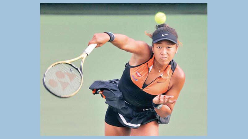 Osaka advances to Pan Pacific final