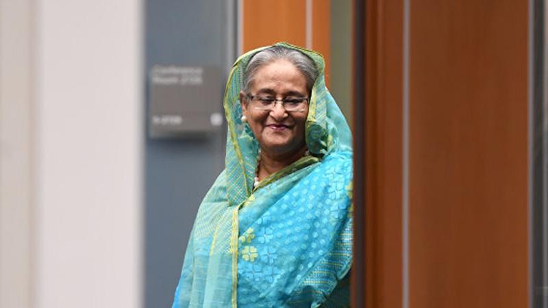Sheikh Hasina: The Saga of the Phoenix