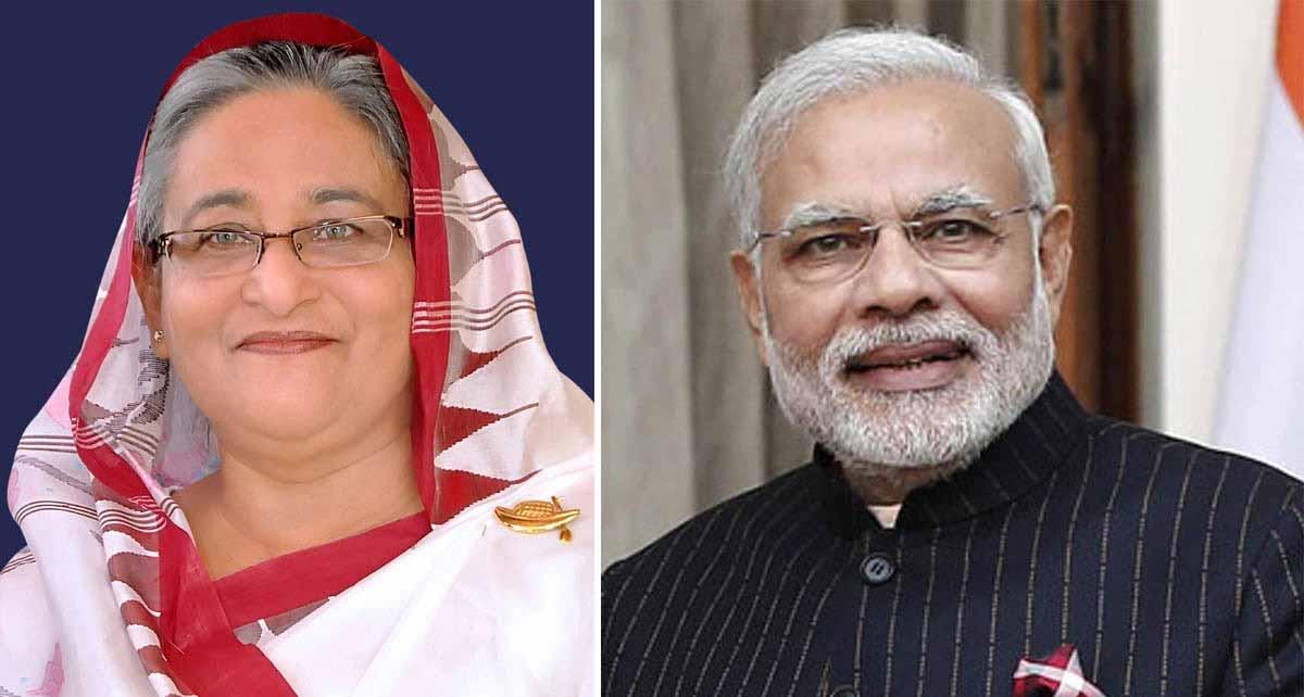 PM phones Modi, greets on poll victory