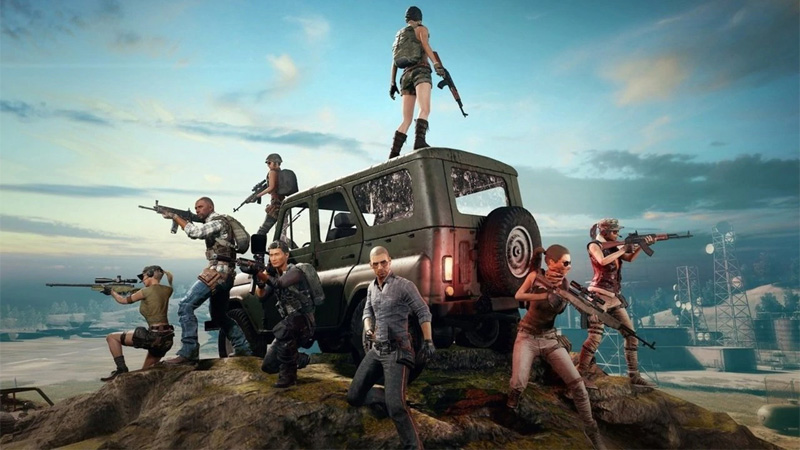 Online game PUBG banned in country