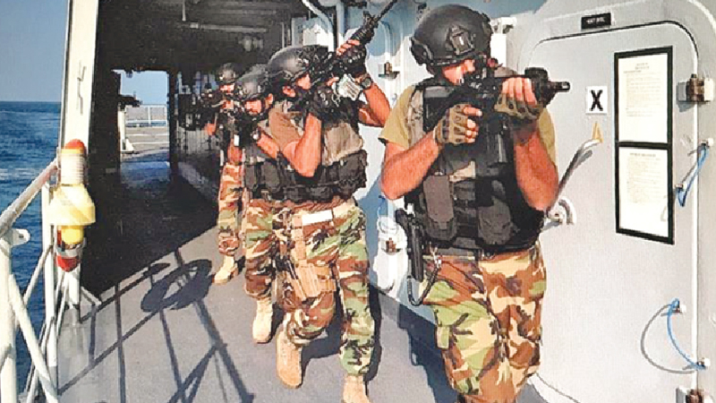 Pakistan navy quits US anti-piracy task force
