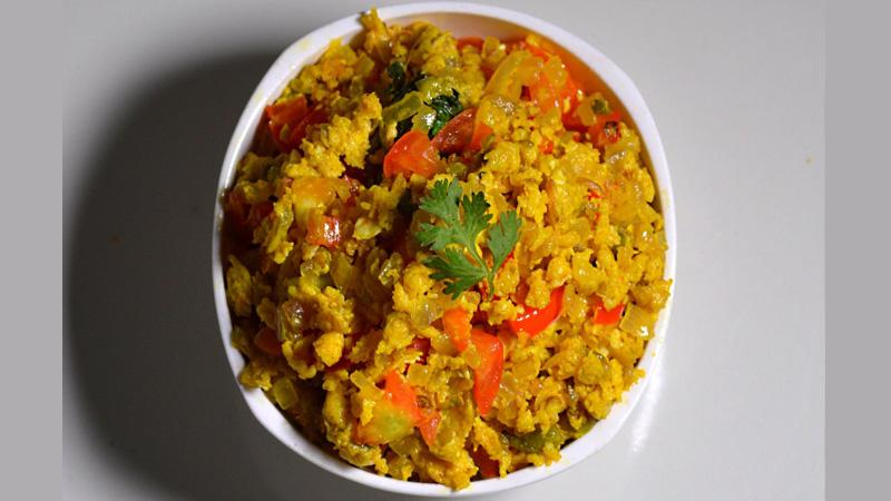 Punjabi Anda Bhurji Recipe