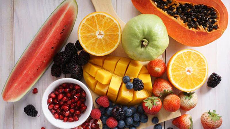 Food: Vitamin C-rich summer fruits