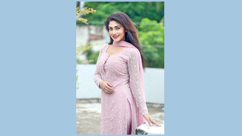 Peya Bipasha in Bishal's 'Opekkha'