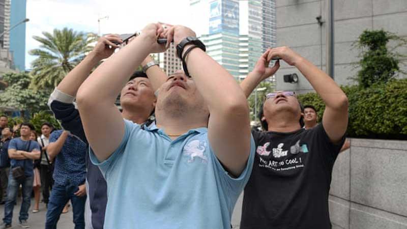 Philippines tops world internet usage index