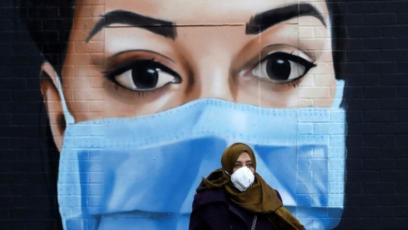 Face masks: Museums preserve coronavirus lockdown life