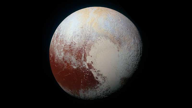 Pluto has 'Earth-like characteristics,' study says