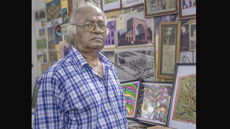 Ekushey Padak winner poet Rabiul Hussain passes away