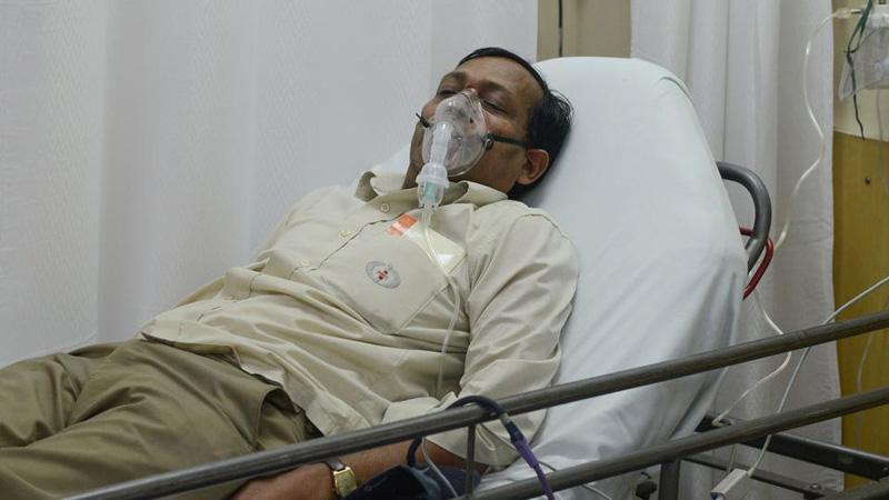 Doctors say Delhi smog shortening lives