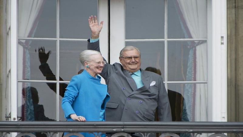 Prince Henrik, husband of Denmark's Queen Margrethe II, dies