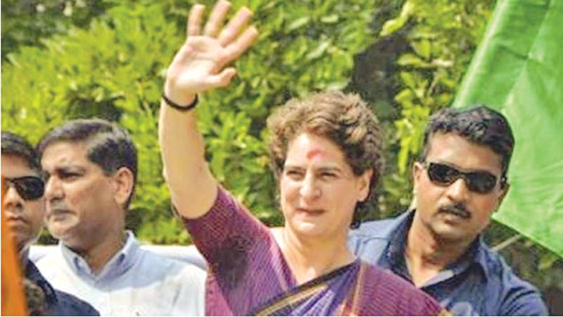 Hullabaloo over Priyanka Gandhi vs Modi