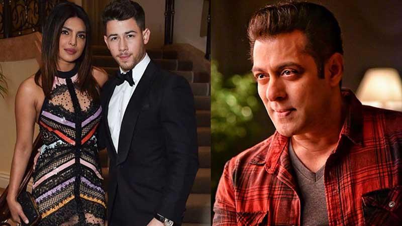 Salman Khan wonders why Priyanka Chopra needs a dating app