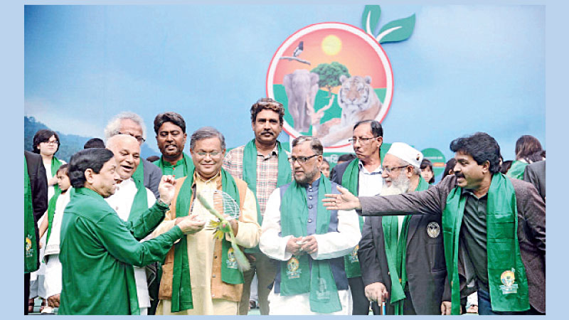 8th edition of 'Prokriti Mela' held
