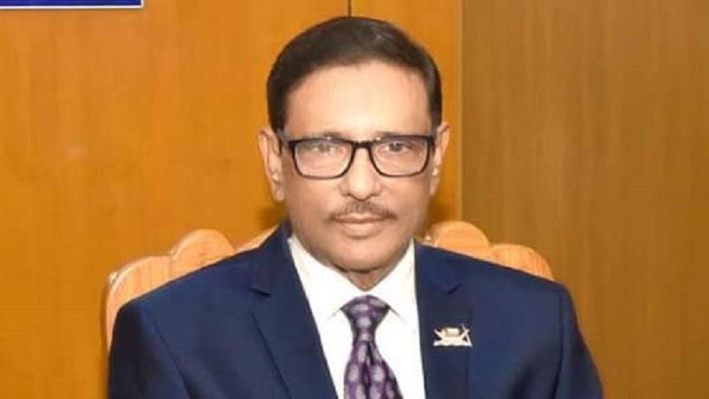 BNP feels increasingly jealous of govt's success: Quader