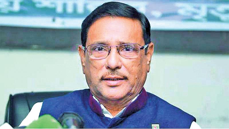 Hartal no longer a political weapon: Quader