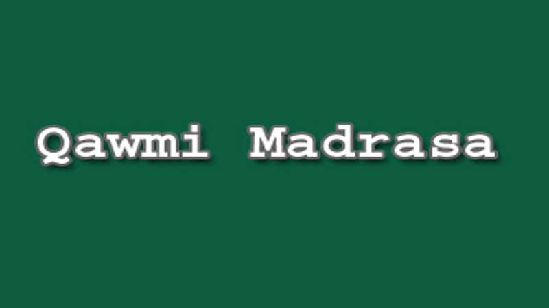 Qawmi Madrasas to hold rally in city Nov 4