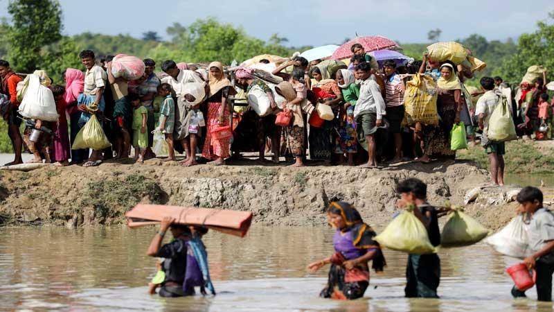 US Supports Burma, UN MoU on Rohingya