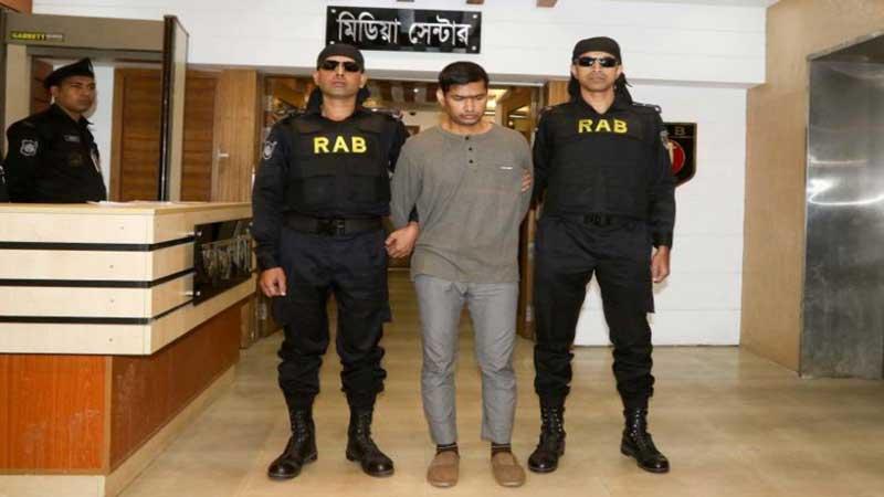 Gulshan café attack case: JMB man put on 5-day remand