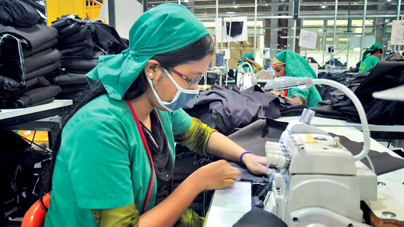 RMG sector maintains positive trend