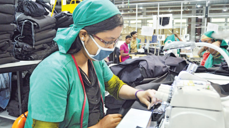 RMG sector draws lukewarm response from buyers
