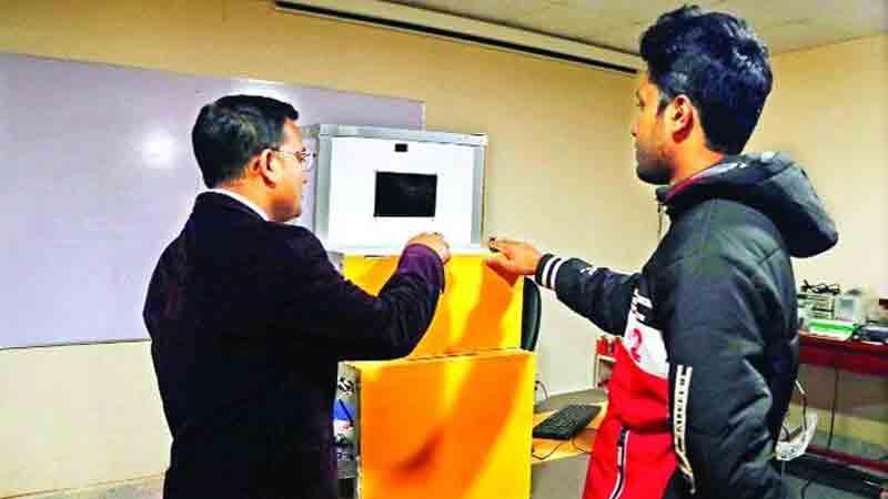RUET research team invents devises theft-proof ATM