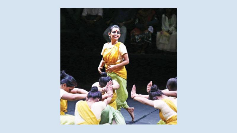 'Raarang' on Shilpakala stage tomorrow